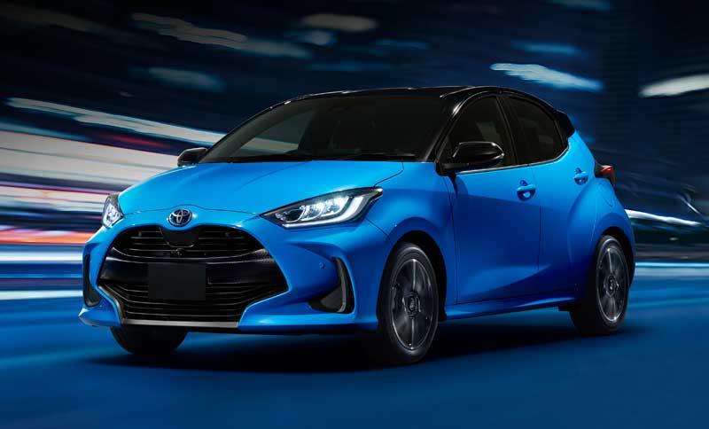 Compra un Toyota Yaris de segunda en perfecto estado