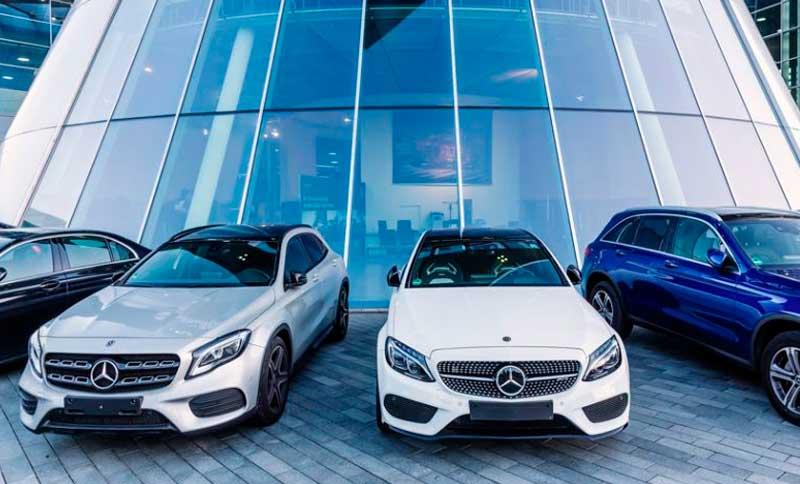 Coches Daimler de segunda a los mejores precios