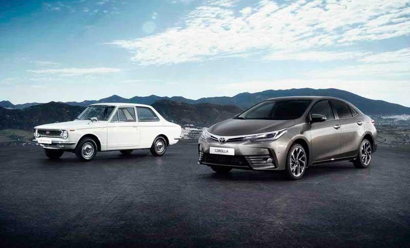 Los coches Toyota están fabricados y ensamblados con los mejores materiales y la mejor calidad
