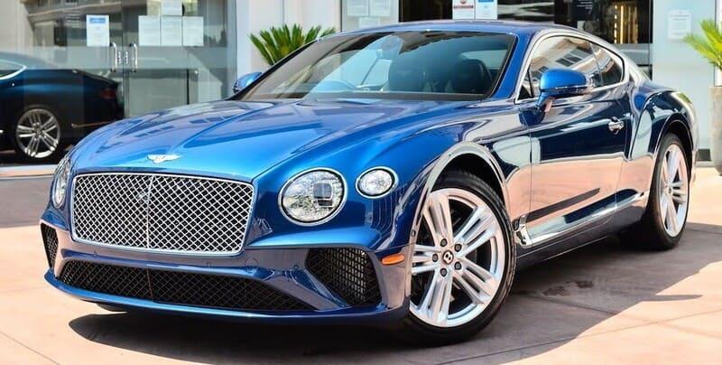 Dónde comprar un Bentley de segunda