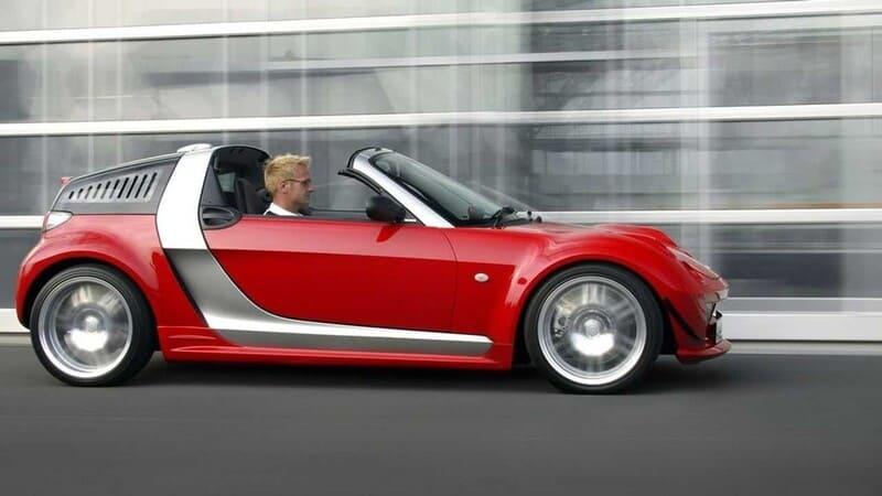 Ventajas de comprar coches Smart