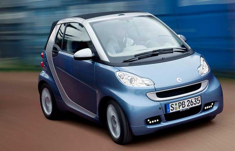 Adquiere coches pequeños seguros