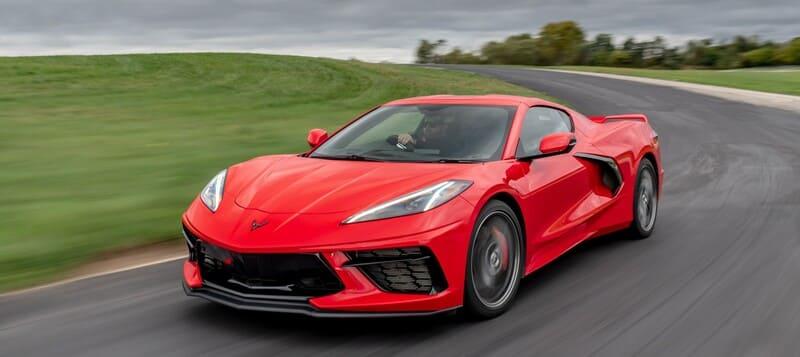 Corvette de Chevrolet destaca por su diseño y rendimiento