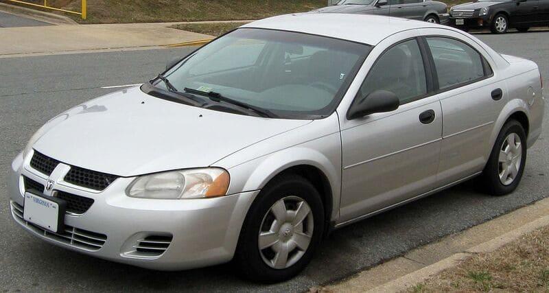 Chrysler Stratus de segunda mano