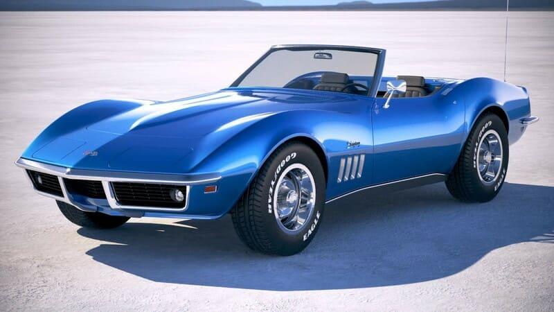 los mejores coches corvette de segunda