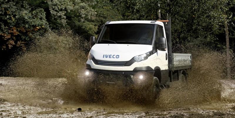 Modelos de coches Iveco