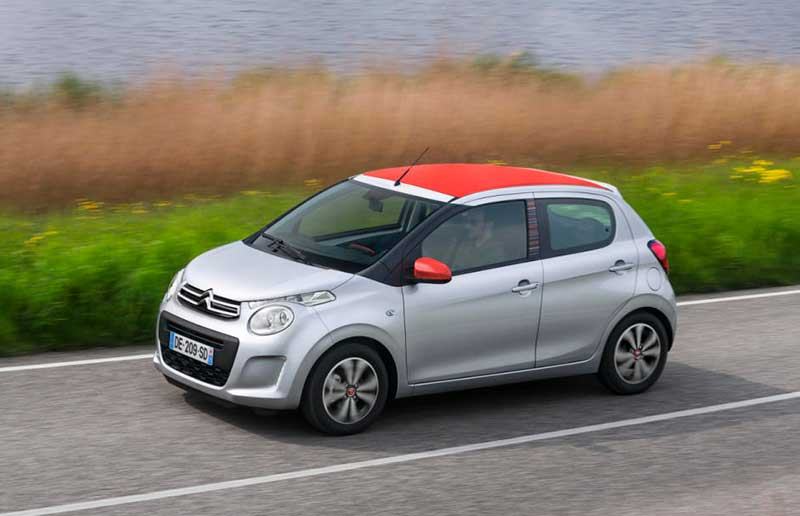 Mejores coches pequeños