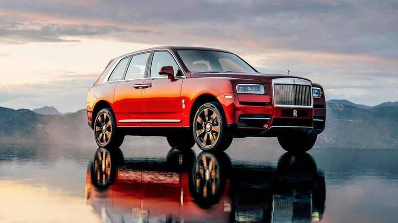 Marca de coches de lujo de origen Británico