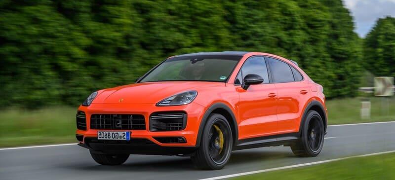 este Porsche SUV de lujo ofrece robustez y elegancia