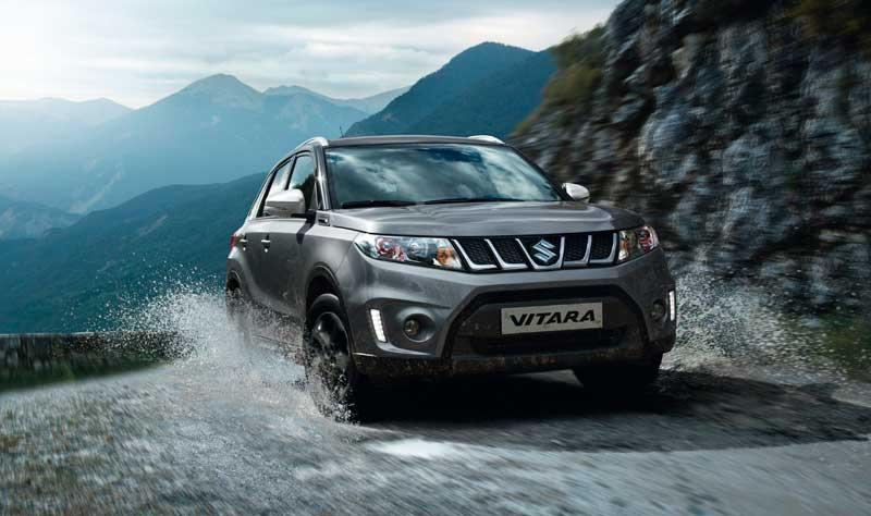 Compra el Suzuki Vitara de segunda con garantia